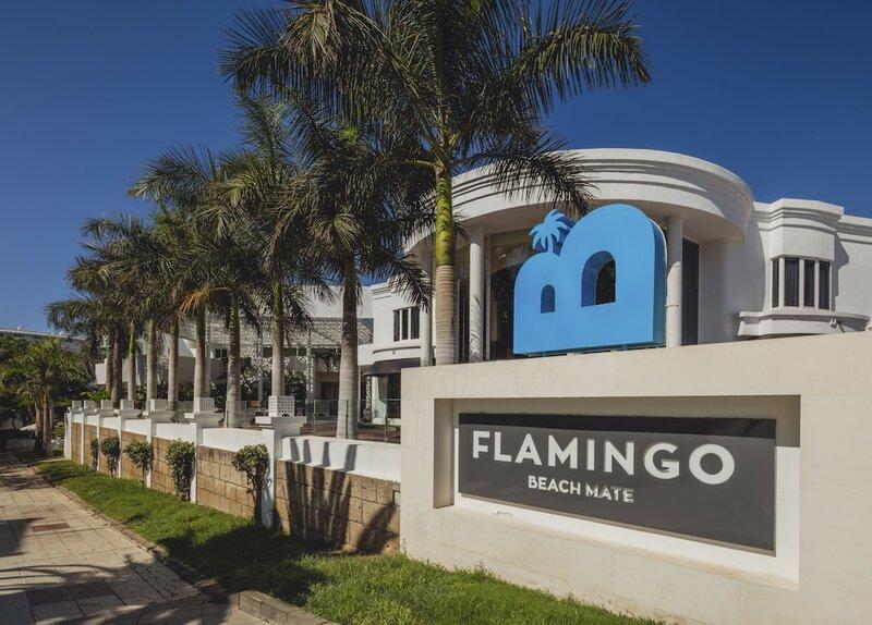 Flamingo Beach Mate
