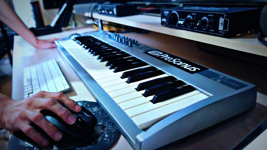 студия звукозаписи — Студия Звукозаписи Gluhov Prod! — Тольятти, фото №2