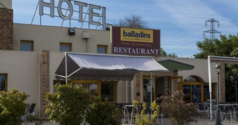 Hotel et Résidence Esbly