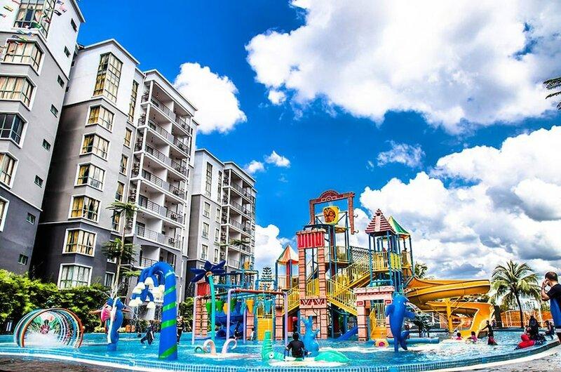 Pirate Island Resort & Theme Park Melaka