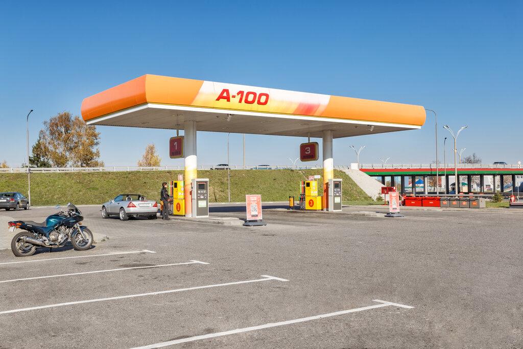 АЗС — А-100 — Минская область, фото №1