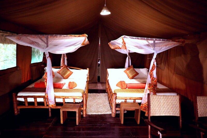 Selous Butembo Tented Lodge Lotus