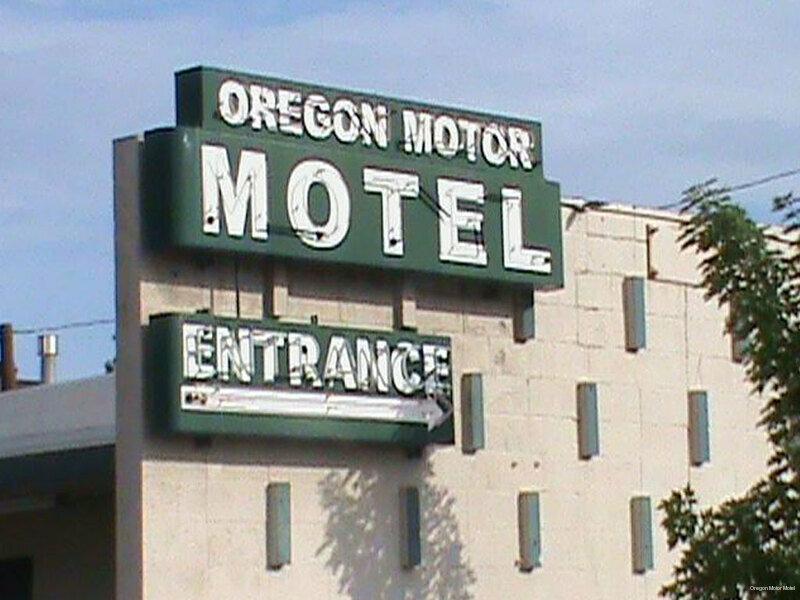 Oregon Motor Motel