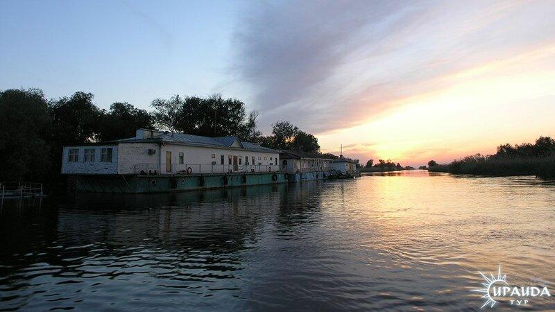 Рыболовная база Карай