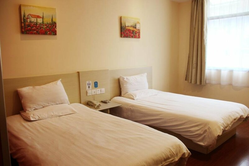 Hanting Hotel Shanghai West Nanjing Road Branch