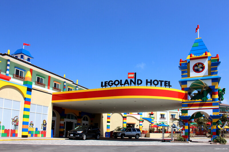 Legoland Hotel At Legoland California Resort