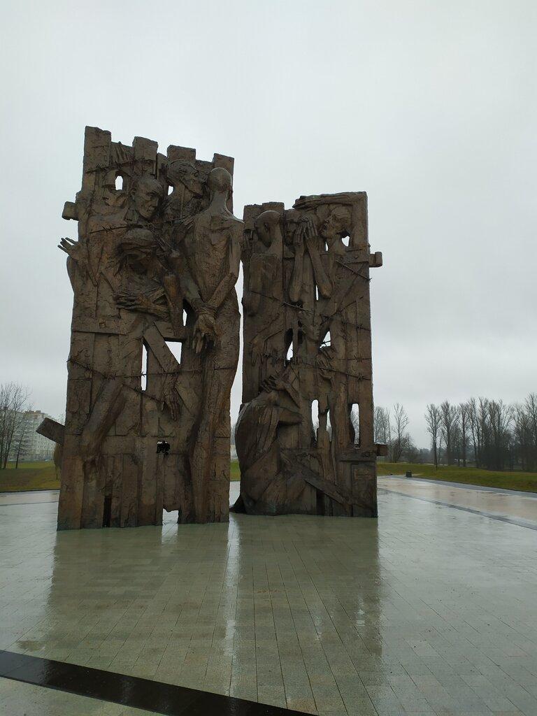 памятник, мемориал — Мемориальный комплекс Тростенец — Минск, фото №2