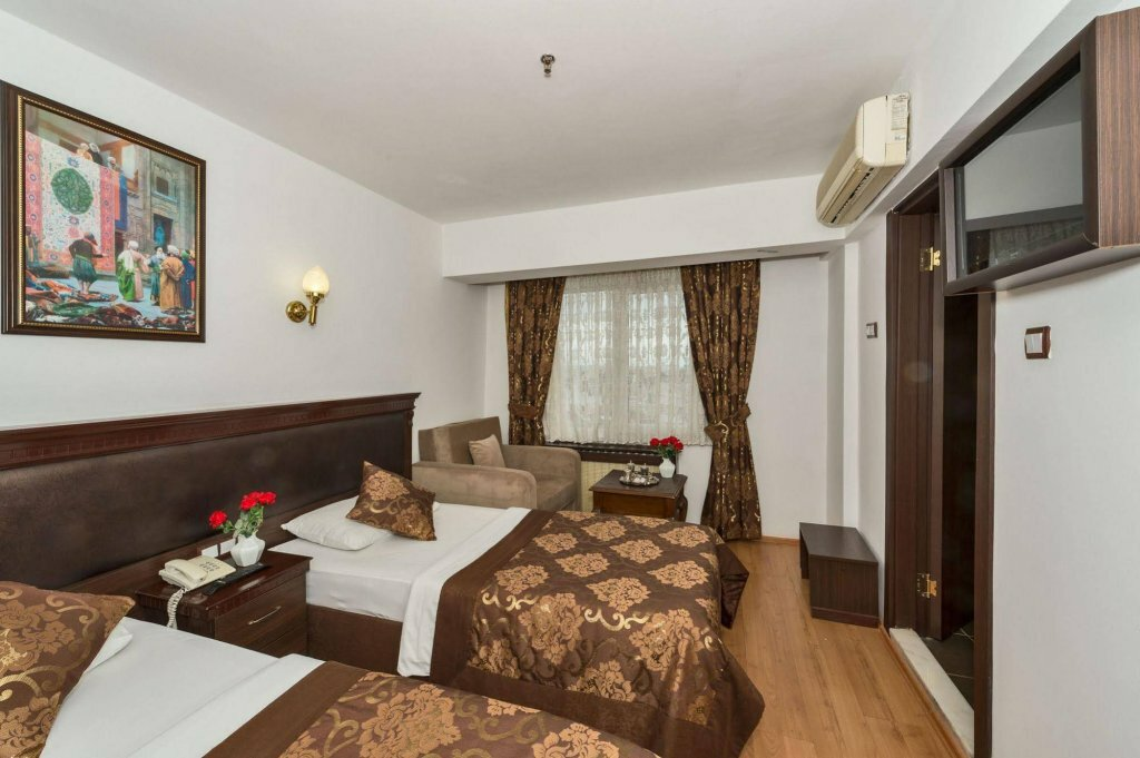 otel — Kuran Hotel — Fatih, foto №%ccount%