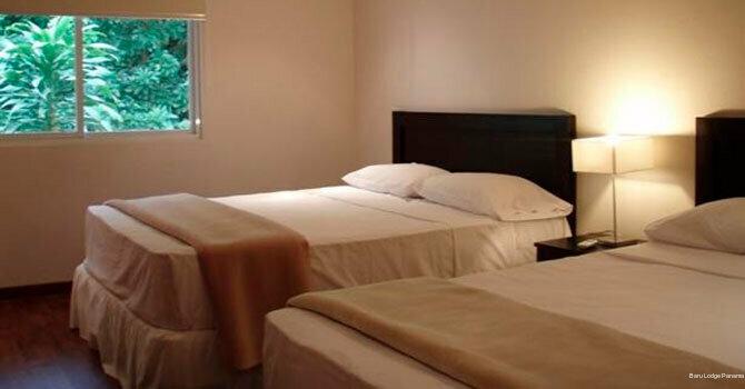 Baru Lodge Panama