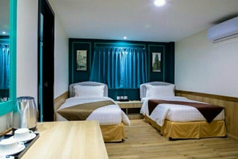 Sanctuary Hotel Yangon