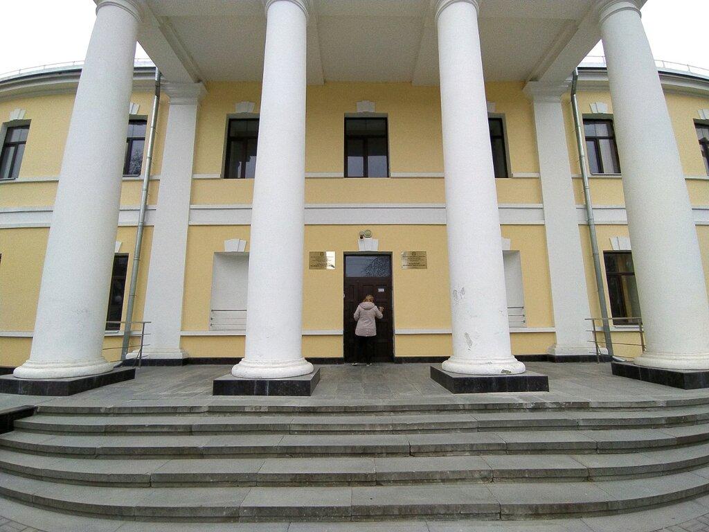 колледж — Крымский медицинский колледж — Симферополь, фото №1
