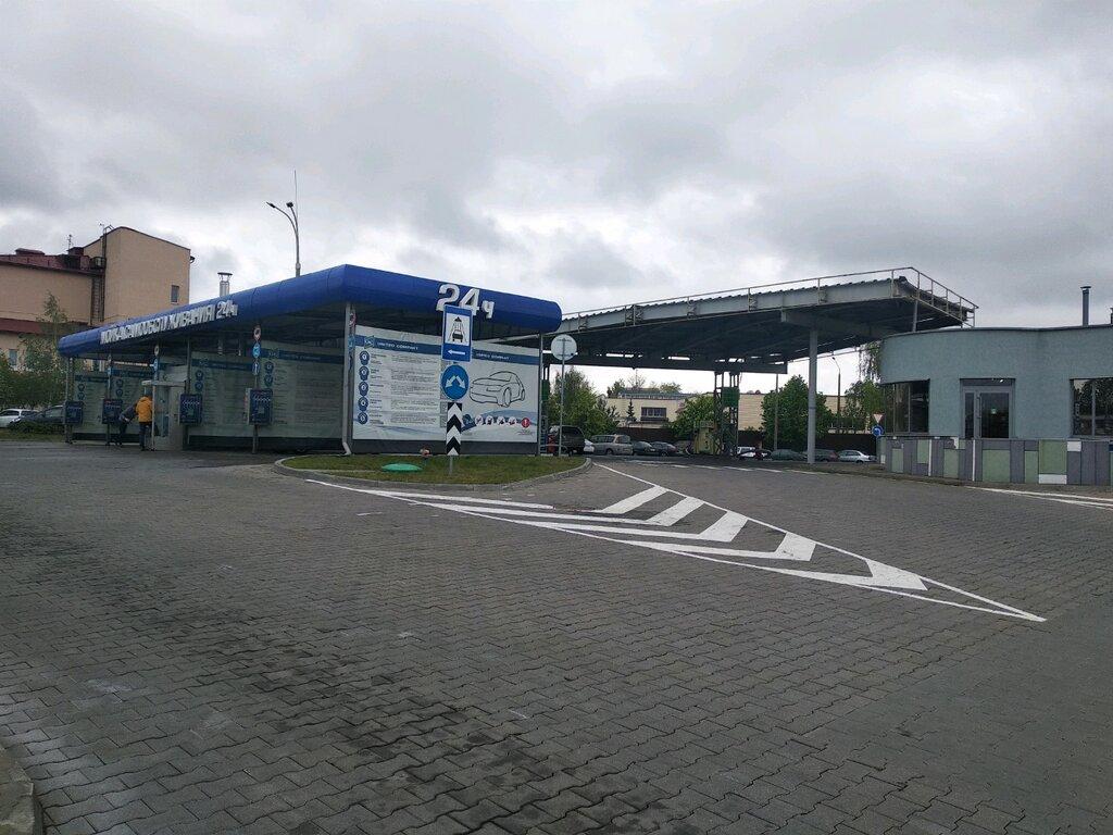 АЗС — Юнайтед Компани — Минск, фото №1
