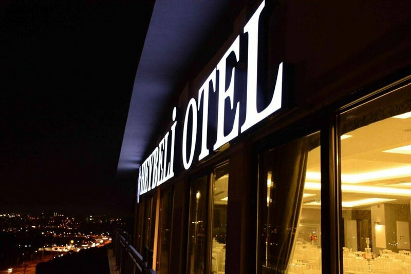 Heybeli Garden Otel
