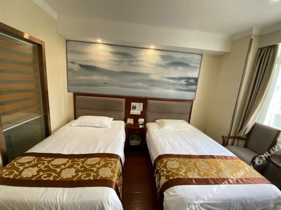 GreenTree Inn ShangHai JinShan Wanda Plaza Longxiang Road Express Hotel