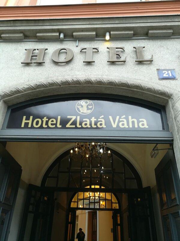 Zlata Vaha Hotel