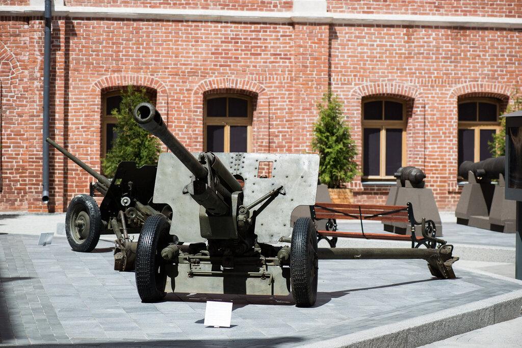 музей — Государственный исторический музей, Артиллерийский двор — Москва, фото №7