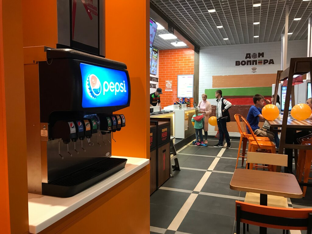 быстрое питание — Burger King — Минск, фото №2