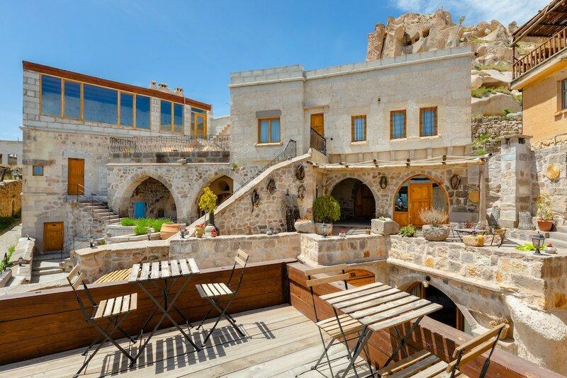 Lava Cappadocia Cave Hotel