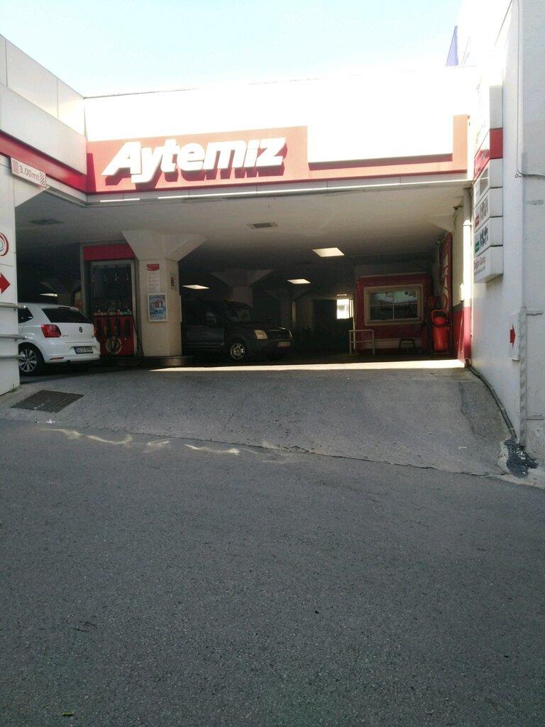 benzin istasyonu — Aytemiz — Fatih, photo 1
