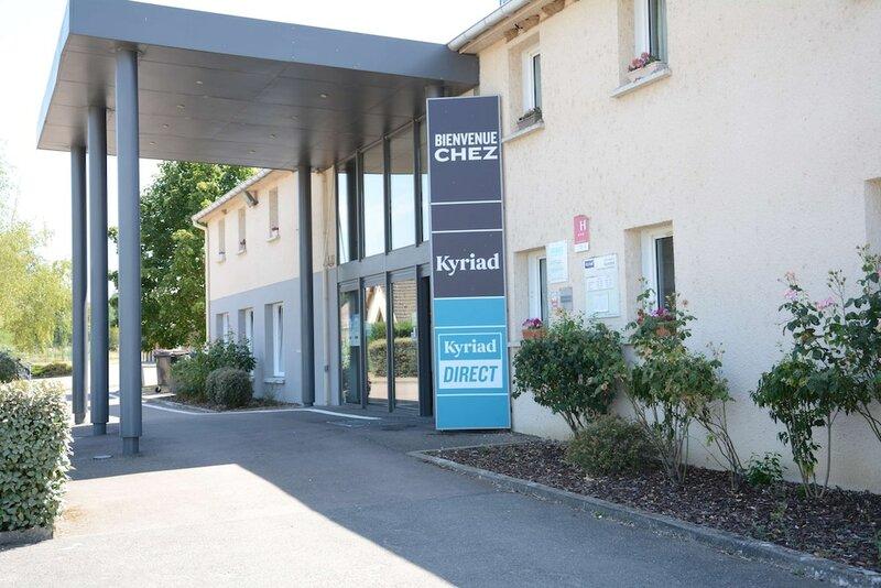 Kyriad Direct Auxerre Appoigny