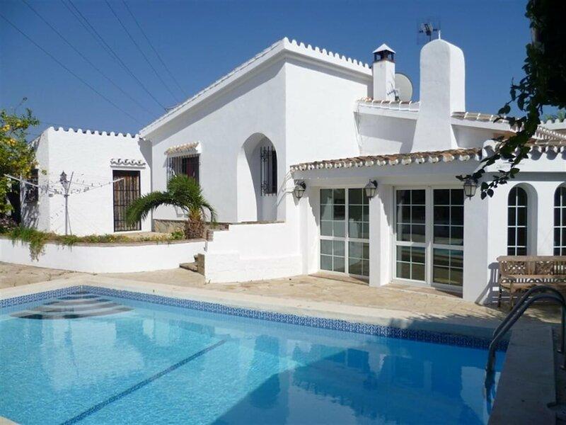 Private Cosy Villa in Marbella Area