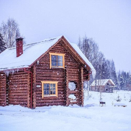 Новгородская деревня