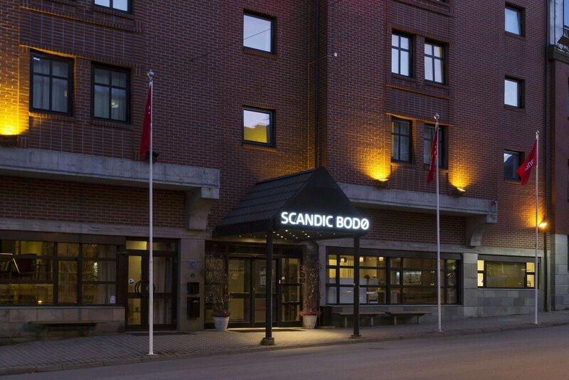 Scandic Partner: Fauske Hotell