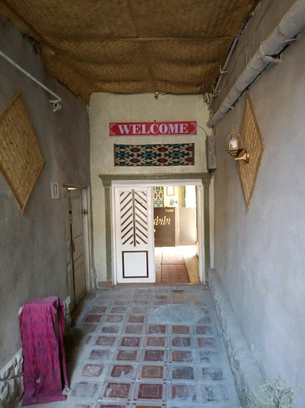 Hotel Xabibi
