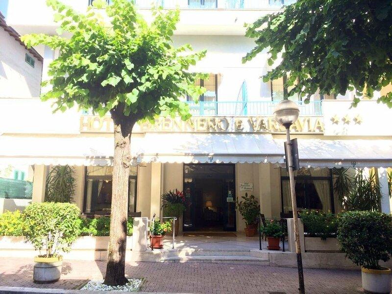 Hotel Brennero E Varsavia