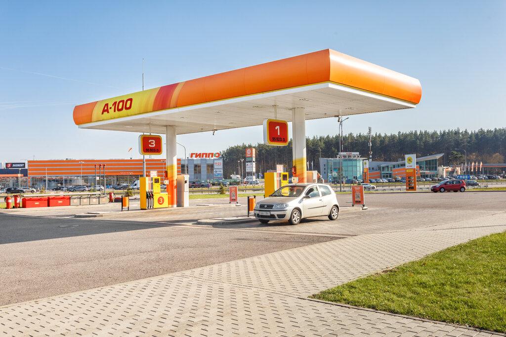 АЗС — А-100 — Минская область, фото №2