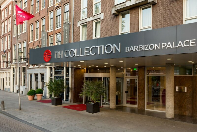 Nh Collection Amsterdam Barbizon Palace