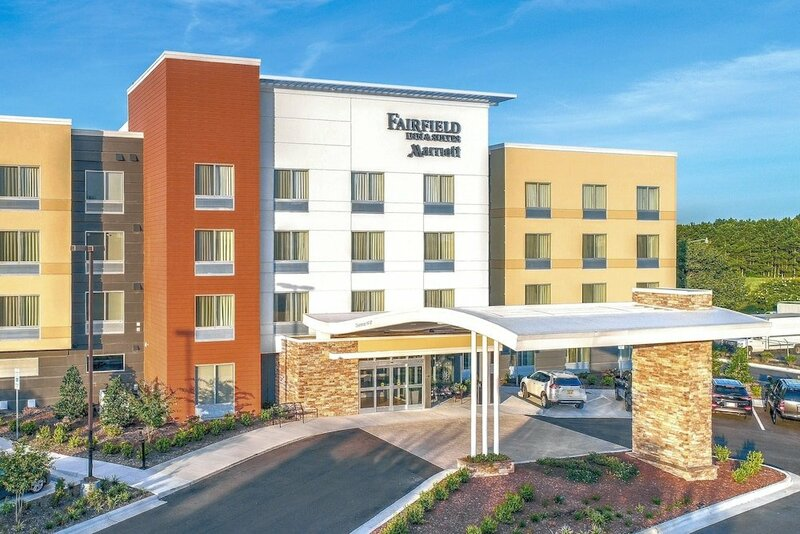 Fairfield Inn And Suites Greenville