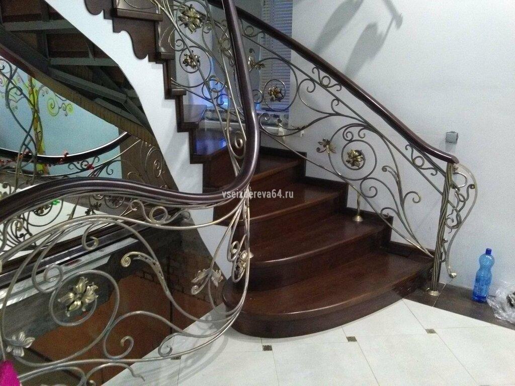 лестницы и лестничные ограждения — Центр лестниц — Энгельс, фото №2