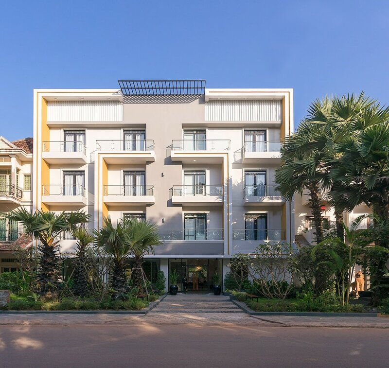 Angkor Sivutha Suites by Alfa
