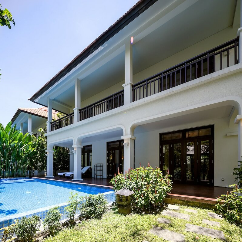 Luxury Villas Beach Danang
