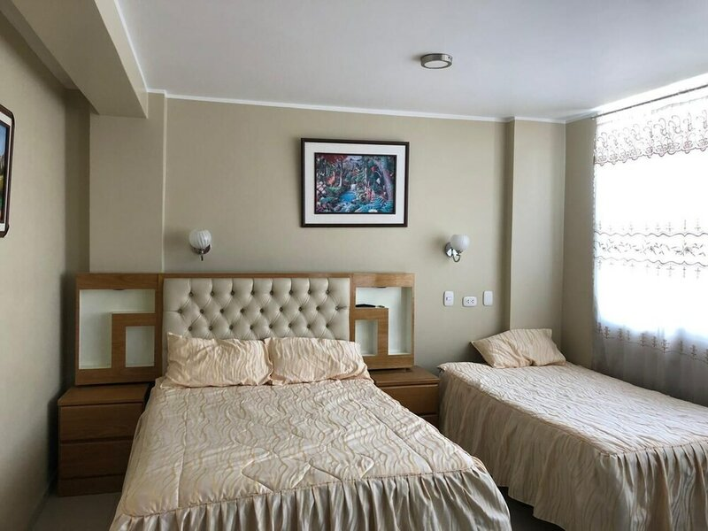 Hotel El monarca suite