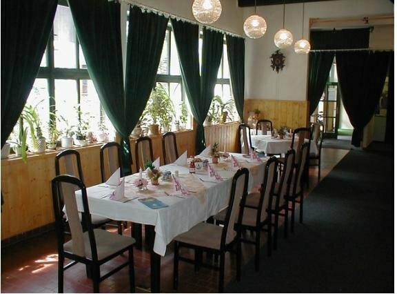 Restaurace A Pension PrvnÍ MlÝn Chomutov