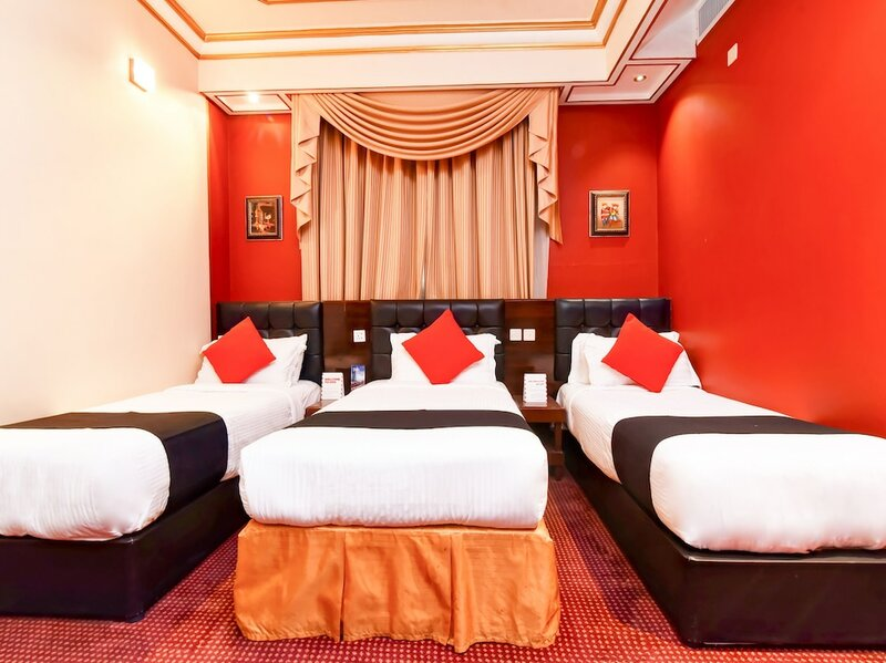Capital O 456 Almansour Grand Hotel