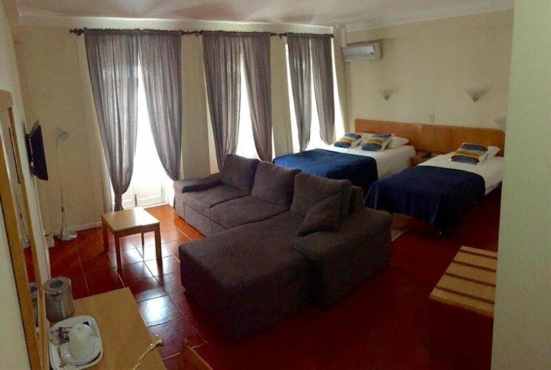 Отель Ilha