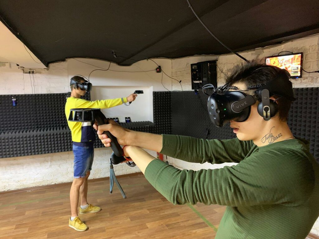 клуб виртуальной реальности — VRfun. club — Москва, фото №10