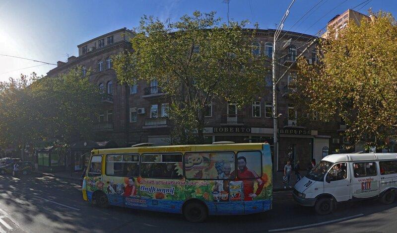 Sunny Yerevan 5