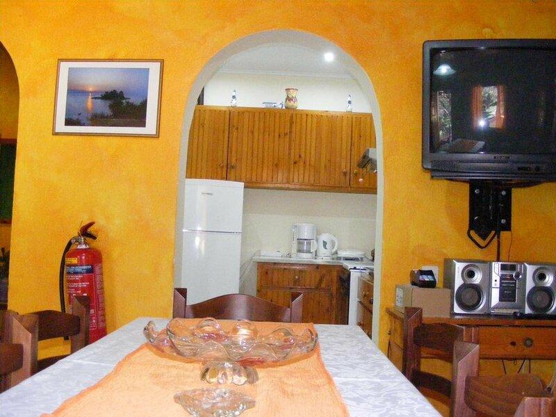 Barbati View Luxury Apartments