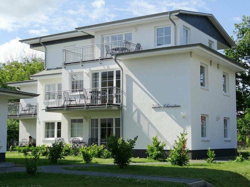 Strandhotel Villa Louisa & Appartementhäuser Villa Josephine und Christine