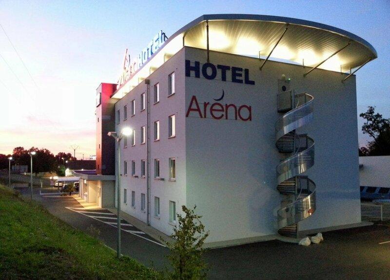 Hôtel Arena Bordeaux