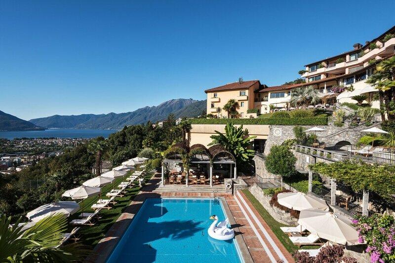 Villa Orselina – Small Luxury Hotels