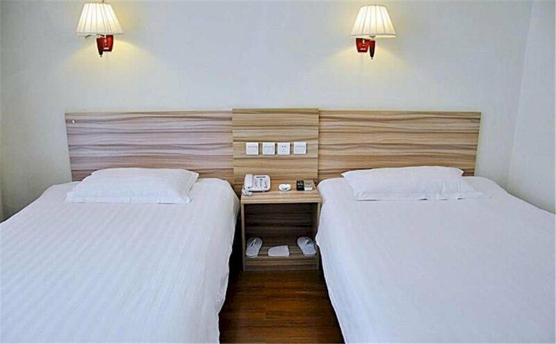 Yindu Business Hotel Linyi Feixian County Jianshe Road