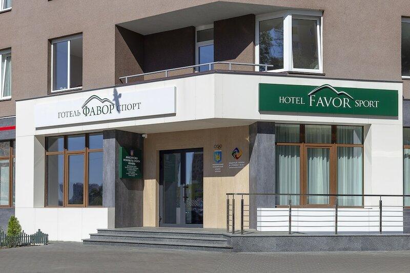 Гостиница Favor Sport Hotel