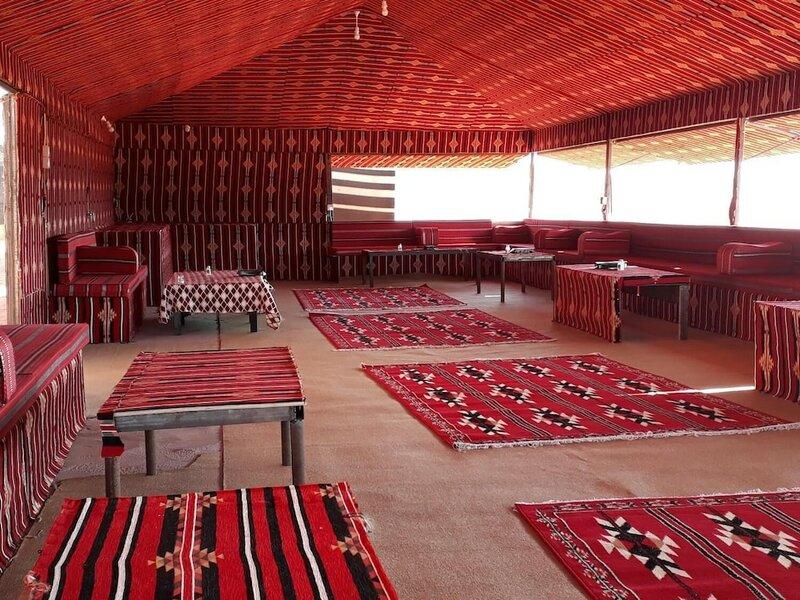 Wadi Rum Firecamp