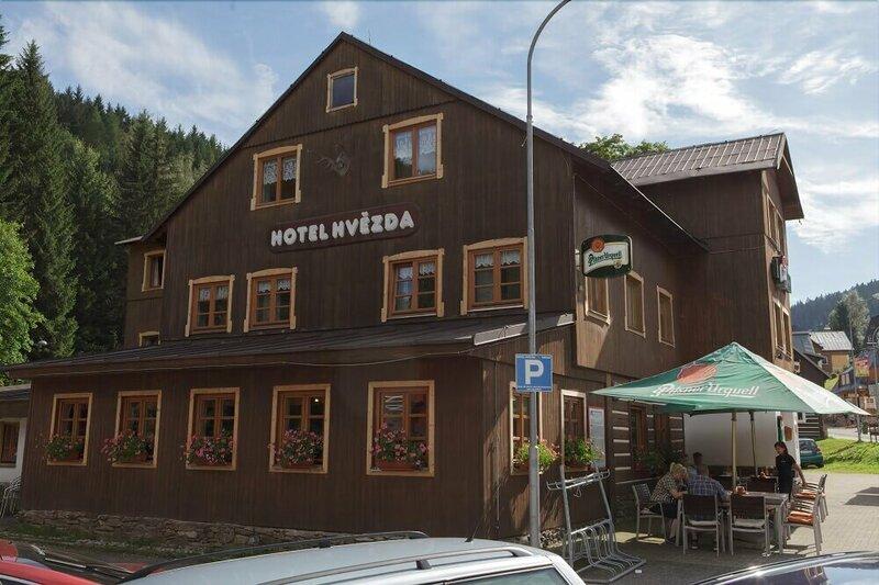 Hotel Hvezda
