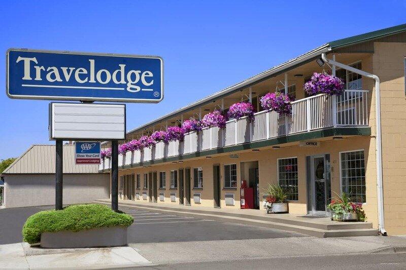 Travelodge Pendleton Or